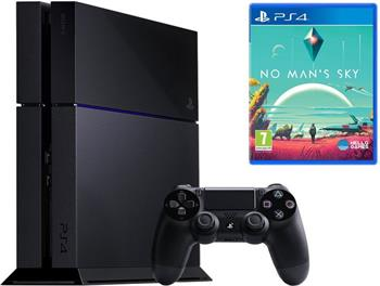 SONY PlayStation 4 - 1TB + No Man´s Sky - PS719816751