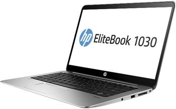 "HP EliteBook 1030 G1 13,3""FHD / M5-6Y54 / 8 / 256 / W10P / X2F02EA - X2F02EA#BCM"
