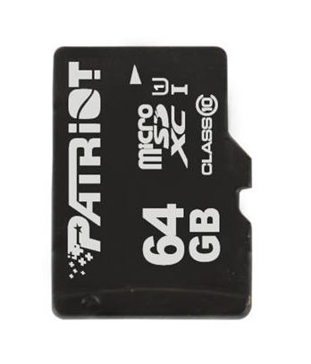 Patriot micro SDXC karta 64GB LX series UHS-I Class 10 - PSF64GMCSDXC10