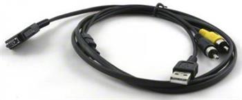 USB AV kabel pro Sony DV 2x CINCH, 1x USB - VMC-MD1 - VMC-MD1