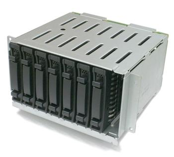 HP ML350 Gen9 8SFF HDD Cage Kit - 778157-B21