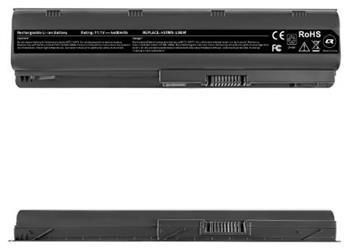 Qoltec Long Life baterie pro notebooky HP/Compaq CQ62, 10.8-11.1V | 4400mAh - 7281.HP/CQ62