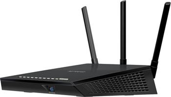 Netgear AC1750 WiFi Router 802.11ac Dual Band Gigabit With Ext Ant (R6400) - R6400-100PES