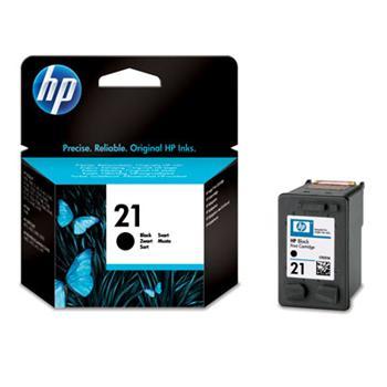HP C9351A černá náplň č. 21, DJ 3920, 3940, PSC 1410 - C9351AE