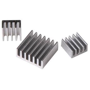 RASPBERRY passivní hliníkové chladiče - RB-Heatsink