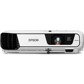 Projektor EPSON 3LCD EB-X31, XGA, 3200 Ansi, 15000:1 - V11H720040