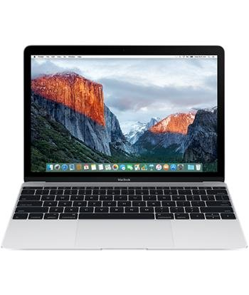 "Apple MacBook 12"" Retina Core m3 1.1GHz/8GB/256GB/Intel HD 515/Silver - MLHA2CZ/A"