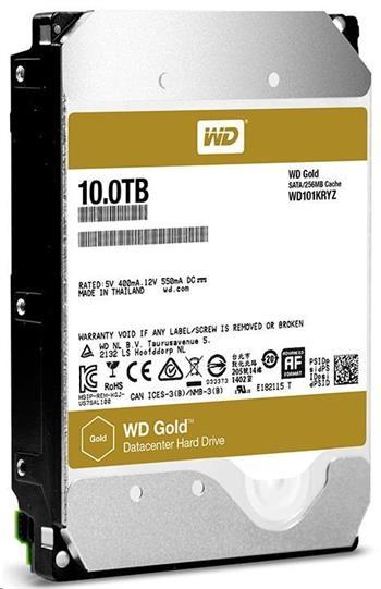 WD GOLD RAID WD101KRYZ 10TB SATAIII/600 - WD101KRYZ