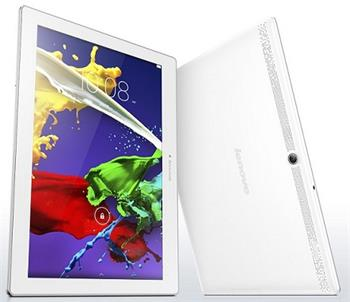 Lenovo TAB 2 A10-30/ Qualcomm/ 2GB/ 16GB/ 10,1 HD IPS/ LTE/ Android 5.0/ bílý - ZA0D0086CZ