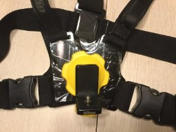 Nikon Chest Mount Hrudní držák - Chest Mount