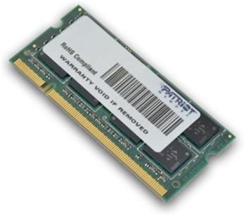 Patriot 4GB DDR2 800MHz SO-DIMM - PSD24G8002S