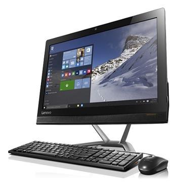 """Lenovo IdeaCentre AIO 300-20ISH/ G3900T/ 4GB/ 500GB/ 20"""" HD+/ DVD-RW/ WIN10 černá - F0BV001QCK"""