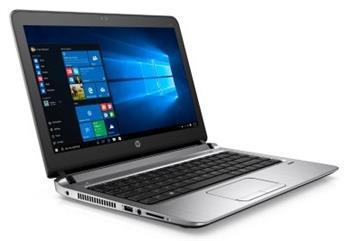 HP ProBook 430 G3 13,3 / i5-6200U / 4 / 256+volný slot / W10P / W4P03ES - W4P03ES#BCM