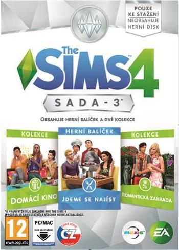 The Sims 4 Bundle Pack 3 - 1032051