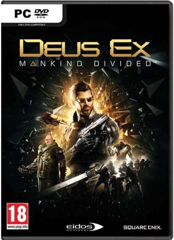 Deus Ex: Mankind Divided - 5908305211723