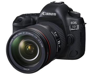 Canon EOS 5D Mark IV + EF 24-105mm f/4L IS II USM - 5DmarkIVk