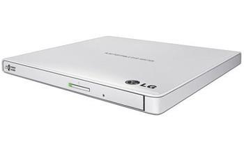 LG GP57EW40 8x USB externí slim bílá - GP57EW40