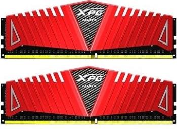 A-DATA XPG Z1 16GB (Kit 2x8GB) DDR4 2666MHz CL16 1.2V, červený chladič - AX4U2666W8G16-DRZ