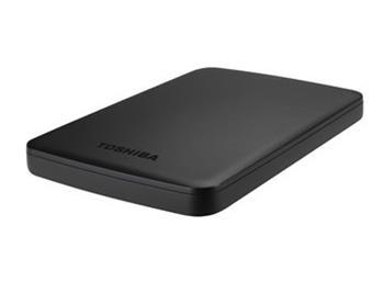 "TOSHIBA CANVIO BASICS 500GB, 2,5"", černý - HDTB305EK3AA"