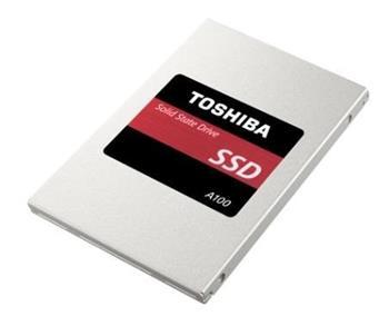 """TOSHIBA SSD A100 120GB, SATA III, 2,5"""" - THN-S101Z1200E8"""