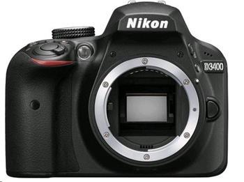 NIKON D3400 tělo - D3400 Body