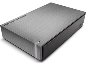 LaCie Porsche Design Desktop 5TB tm.šedá - LAC9000480EK