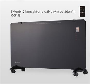 Rohnson R-018 Skleněný konvektor - R-018