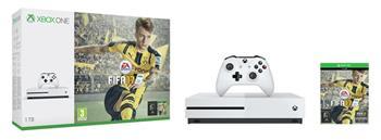 XBOX ONE S 1 TB + 1 x hra (FIFA 17) + 1 měsíc EA Access - 234-00032