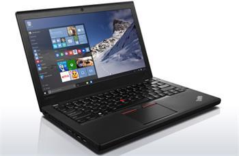 """Lenovo ThinkPad X260/ i7-6500U/ 8GB/ 512GB SSD/ 12,5"""" FHD/ 4G/ W7PRO+W10PRO - 20F60072MC"""