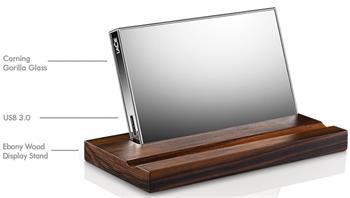 LaCie Mirror 1TB USB 3.0 - LAC9000574