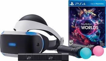 PlayStation VR Starter Kit - VRSTK