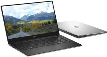 """DELL XPS 13/ i7-6560U/ 16GB/ 512SSD/ 13.3""""/ W10 stříbrný - TN-XPS13-N2-714S"""