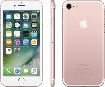 Apple iPhone 7 32GB Rose Gold - MN912CN/A