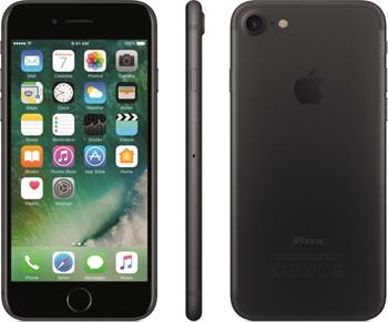 Apple iPhone 7 128GB Black - MN922CN/A