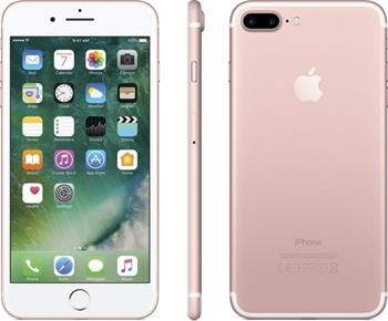 Apple iPhone 7 Plus 256GB Rose Gold - MN502CN/A