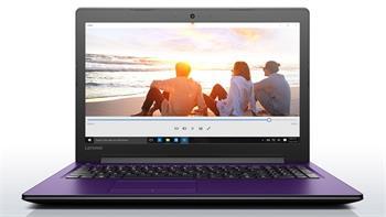 "Lenovo IdeaPad 310-15ISK/ i3-6100U/ 4GB/ SSD 128GB/ 15,6""FHD/ WIN10/ purpurová - 80SM00HUCK"