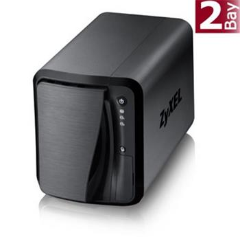 ZyXEL 2xSATA 2xGb LAN RAID 1/0 NAS520 - NAS520-EU0101F
