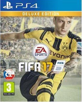 FIFA 17 DELUXE PS4 - 5030948121821
