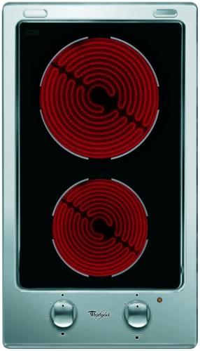 Whirlpool AKT 315 IX sklokeramická varná deska - AKT 315 IX