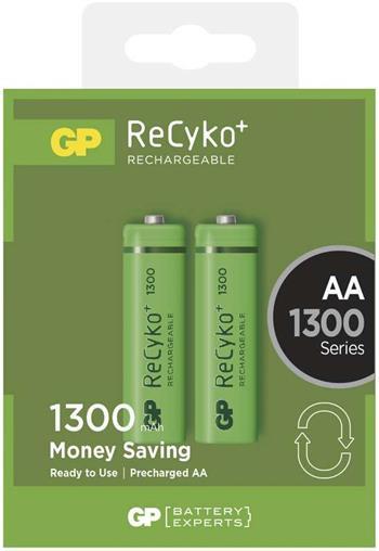 GP ReCyko+ 1300 HR6, AA, tužka, 2 pack - GP 130AAHC 2pack