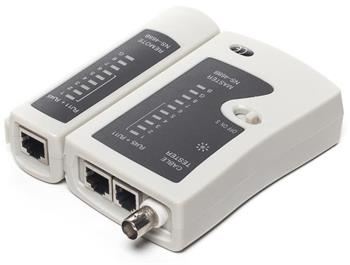 Netrack tester síťových kabelů RJ11/RJ12/RJ45/BNC/UTP/FTP - 103-02
