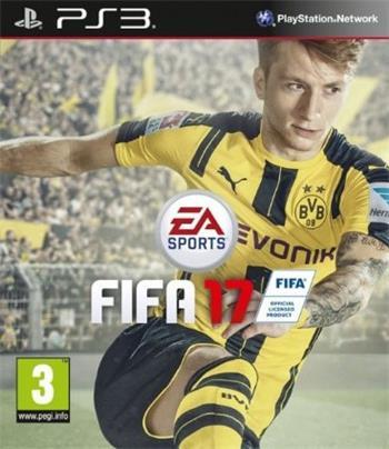 FIFA 17 PS3 - 5030930116347