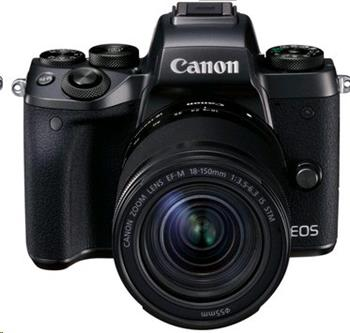 Canon EOS M5 + EF-M 18-150 IS STM - 1279C047