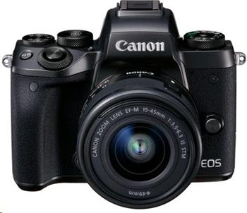 Canon EOS M5 + EF-M 15-45 mm 3,5 - 6,3 IS STM - 1279C044