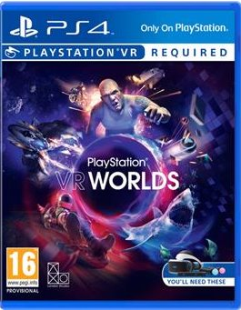 VR Worlds PS4 VR - PS719854555