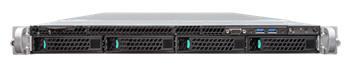 Intel® Server System 1U LGA 2x 2011-3 24x DDR4 4x HDD 3.5 HS 2x RSC ,(PCI-E 3.0/2,1,1(x16,x8,x4) 2x 10GbE/IPMI 1x750 - R1304WTTGSR