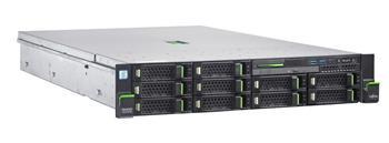 Fujitsu Primergy RX2540M2 - E5-2620v4 8C/16T, 8GB, BEZ HDD, DVDRW, EP400i, 4xBAY3.5 H-P, RP1 450W, 2xETH,RACK 1U - VFY:R2542SC030IN