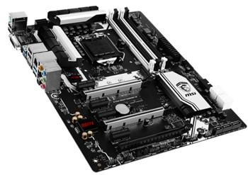 MSI Z170A KRAIT GAMING 3X/ IntelZ170 / LGA1151/ USB3.1/ ATX - Z170A KRAIT GAMING 3X