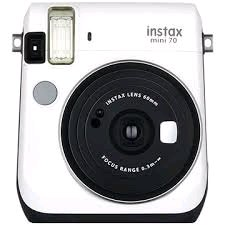 FUJIFILM Instax MINI 70 Moon White - 16496031