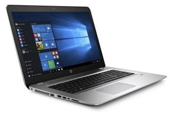 """HP ProBook 470 G4 17,3""""FHD / i7-7500U / 8 / 256+volný slot / NVD / W10P / Z2Y46ES - Z2Y46ES#BCM"""